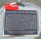 Day of Mourning Plaque