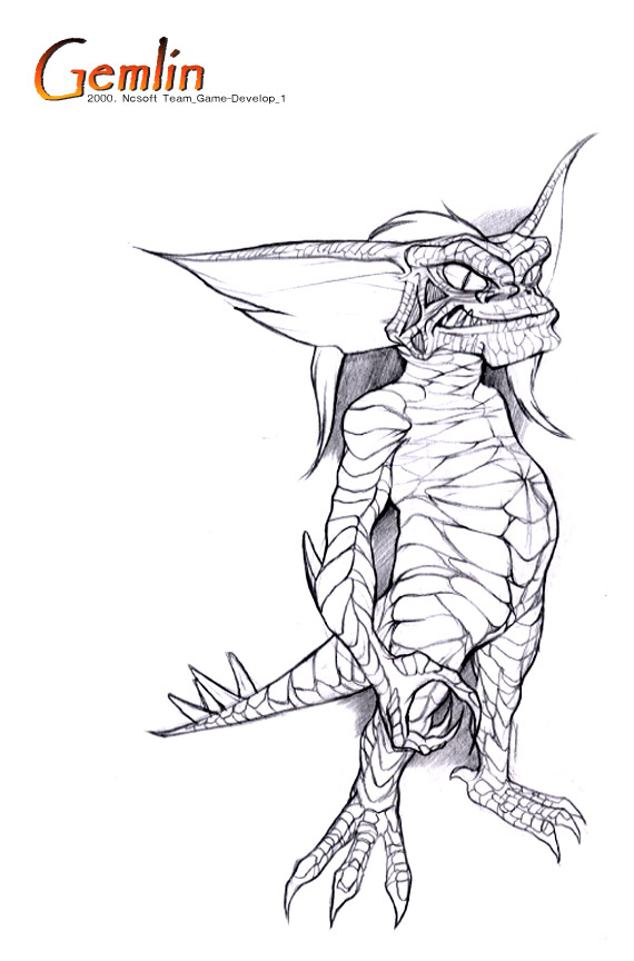 Free Coloring Pages Of Gremlins Gremlins Coloring Pages